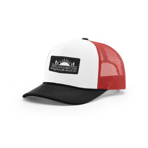 84a6d293 Sunrise Foamie Trucker Hat - WB Live Surf